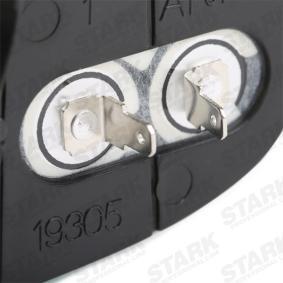 STARK SKMGO-1510024 Spiegelglas, Außenspiegel OEM - 8K0857535F AUDI, SEAT, SKODA, VAG günstig