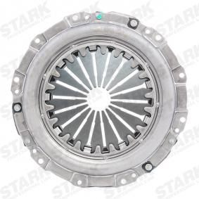 CLIO II (BB0/1/2_, CB0/1/2_) STARK Kupplungskit SKCK-0100089