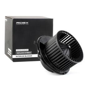 1K1819015E for VW, AUDI, VOLVO, SKODA, SEAT, Interior Blower RIDEX (2669I0028) Online Shop