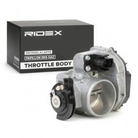 058133063Q für VW, AUDI, SKODA, SEAT, Drosselklappenstutzen RIDEX (158T0069) Online-Shop