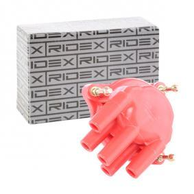 RIDEX Zündverteilerkappe (692D0025) niedriger Preis