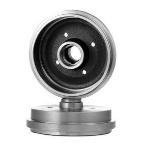 RIDEX 123B0036 Bremstrommel OEM - 171501615 AUDI, PORSCHE, SEAT, SKODA, VW, VAG, QUINTON HAZELL, FEBI BILSTEIN, A.B.S., MAXTECH günstig