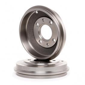 RIDEX Bremstrommel (123B0043) niedriger Preis