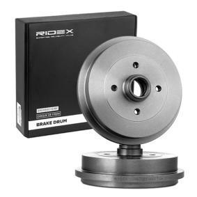 115330192 für VW, AUDI, SKODA, SEAT, Bremstrommel RIDEX (123B0035) Online-Shop