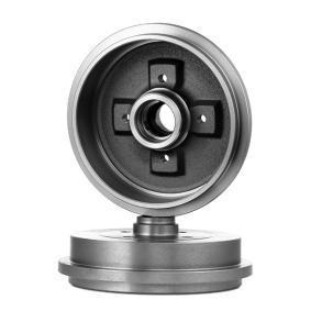 RIDEX 123B0035 Bremstrommel OEM - 115330192 AUDI, SEAT, SKODA, VW, VAG, MINTEX, A.B.S., STARLINE, TRICLO günstig