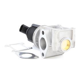 RIDEX Válvula de recirculação dos gases de escape 4059191227266