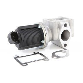RIDEX Válvula de recirculação dos gases de escape com junta eléctrico Número do artigo 1145E0004 preços