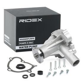 271830 für VOLVO, Wasserpumpe RIDEX (1260W0038) Online-Shop