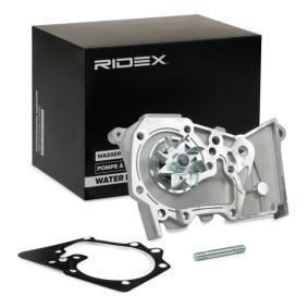 7700105378 für RENAULT, DACIA, LADA, SANTANA, RENAULT TRUCKS, Wasserpumpe RIDEX (1260W0045) Online-Shop