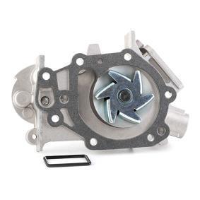 RIDEX Wasserpumpe 1260W0043