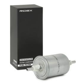DEDRA (835) RIDEX Filtro combustibile 9F0003