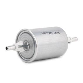 RIDEX Filtro carburante 9F0003