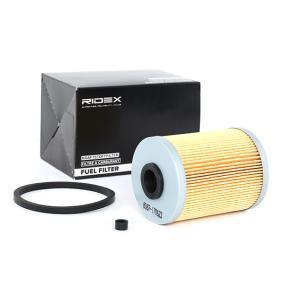 Astra H GTC (A04) RIDEX Filtro de combustible 9F0019