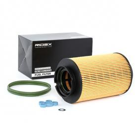Golf V Хечбек (1K1) RIDEX Горивен филтър 9F0029