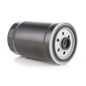 RIDEX 9F0037 Kraftstofffilter OEM - 52126244AB ALFA ROMEO, CHRYSLER, DODGE, PEUGEOT, JEEP, TOFAS günstig