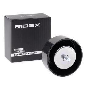 X5 (E53) RIDEX Umlenk- / Führungsrolle, Keilrippenriemen 312D0011