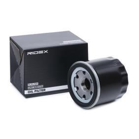 X-TRAIL (T30) RIDEX Filtro de aceite 7O0026