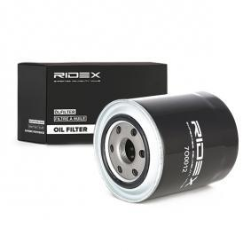 5 (CR19) RIDEX Oil filter 7O0012