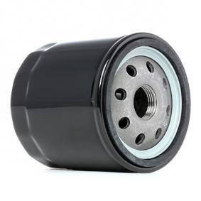 RIDEX Filtro de aceite 7O0075