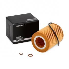 5 Touring (E39) RIDEX Motorölfilter 7O0010