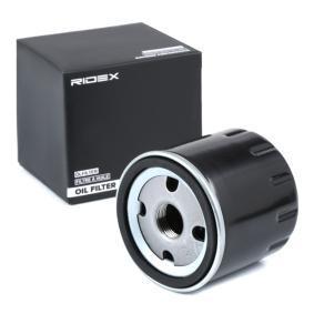 60621830 für FIAT, ALFA ROMEO, LANCIA, Ölfilter RIDEX (7O0065) Online-Shop