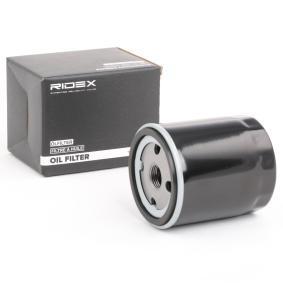 5 (CR19) RIDEX Oil filter 7O0028