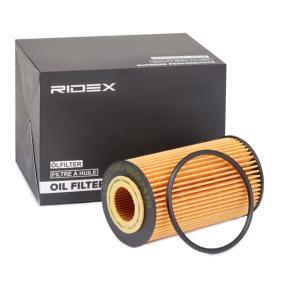Astra H GTC (A04) RIDEX Filtro de combustible 7O0044
