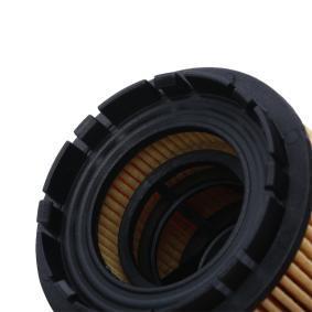 RIDEX OPEL VECTRA Filtro de aceite (7O0068)