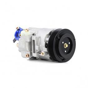 RIDEX Compresor, aire acondicionado 4059191241903 evaluación