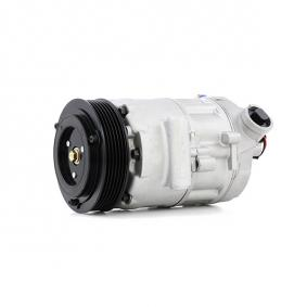 RIDEX Compresor, aire acondicionado 447K0106 conocimiento experto