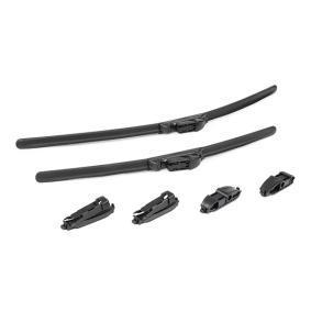 RIDEX Wischblatt 1610672680 für PEUGEOT bestellen