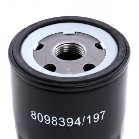 RIDEX Ölfilter (7O0048) niedriger Preis