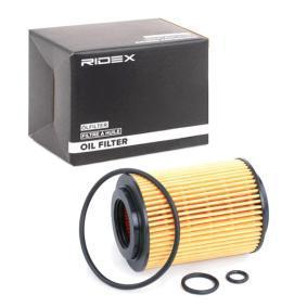 CIVIC VIII Hatchback (FN, FK) RIDEX Oil filter 7O0087