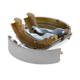 RIDEX Bremsbackensatz (70B0020) niedriger Preis