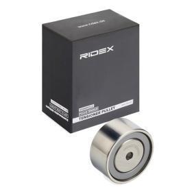 078109244 für VW, AUDI, SKODA, SEAT, CUPRA, Umlenkrolle Zahnriemen RIDEX (313D0025) Online-Shop