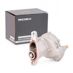 CRAFTER 30-50 Kasten (2E_) RIDEX Unterdruckpumpe Bremsanlage 387V0010