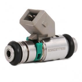 RIDEX 3905I0088 Einspritzventil OEM - 8200028797 RENAULT, DIPASPORT günstig