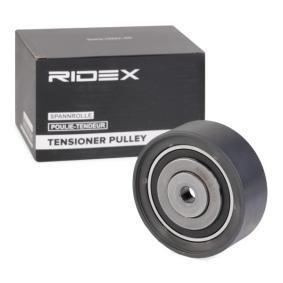 03L109244 für VW, AUDI, SKODA, SEAT, Umlenkrolle Zahnriemen RIDEX (313D0066) Online-Shop