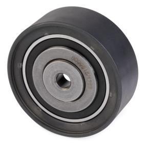 RIDEX 313D0066 Umlenkrolle Zahnriemen OEM - 03L109244 AUDI, SEAT, SKODA, VW, VAG, TOPRAN günstig