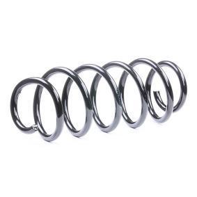 RIDEX 188C0086 Fahrwerksfeder OEM - 1K0411105EJ VW, VAG, TRISCAN, CS Germany günstig