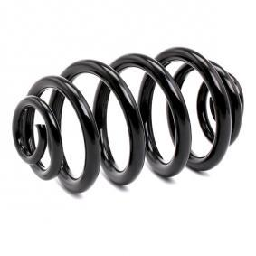 RIDEX 188C0166 Fahrwerksfeder OEM - 33533413080 BMW günstig