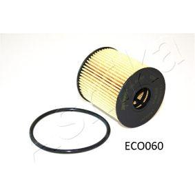 ASHIKA Sistema de ventilación del cárter 10-ECO060