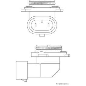 HERTH+BUSS ELPARTS Крушка с нагреваема жичка, главни фарове (89901306) на ниска цена