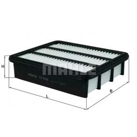 KNECHT Filtro de aire LX 3539