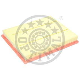 Въздушен филтър OPTIMAL Art.No - FA-00522 OEM: 90531003 за OPEL, CHEVROLET, DAEWOO, VAUXHALL, GMC купете