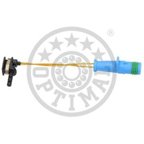 Warnkontakt, Bremsbelagverschleiß OPTIMAL Art.No - WKT-60093K OEM: 1695401617 für MERCEDES-BENZ kaufen