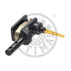 OPTIMAL WKT-60093K Figyelmezető kontaktus, fékbetét kopás OEM - A1695401617 MERCEDES-BENZ jutányos