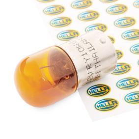 8GA 002 071-051 Glühlampe, Blinkleuchte von HELLA Qualitäts Ersatzteile