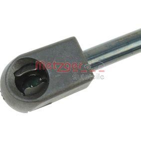 81850M68K00 für NISSAN, SUZUKI, Heckklappendämpfer / Gasfeder METZGER (2110538) Online-Shop
