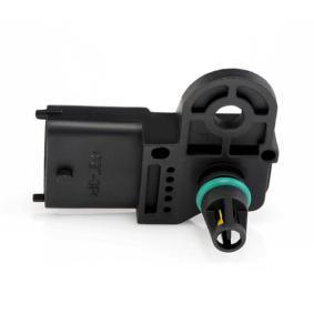 RIDEX Sensor, intake manifold pressure 3947S0004